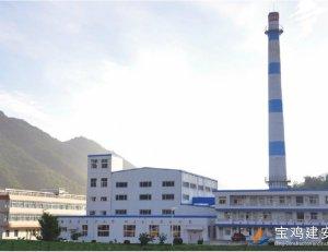 凤县热力公司工程