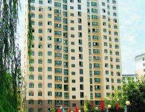 千渭新城住宅楼工程